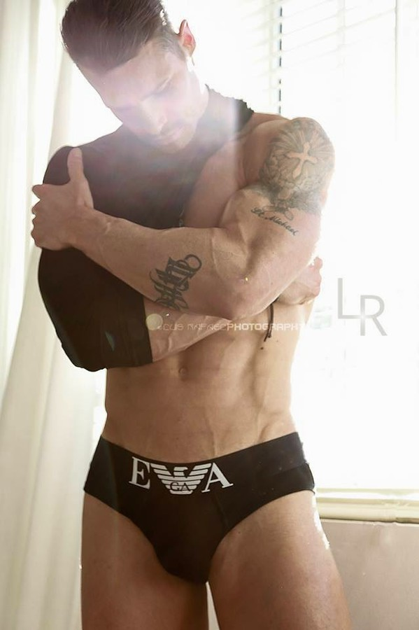 Michael Born model. Photoshoot of model Michael Born demonstrating Body Modeling.Body Modeling Photo #109267