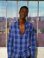 Michael Owino model. Photoshoot of model Michael Owino demonstrating Fashion Modeling.Fashion Modeling Photo #230164