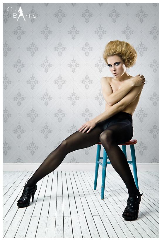 Michaela Backlund model. Modeling work by model Michaela Backlund. Photo #112988