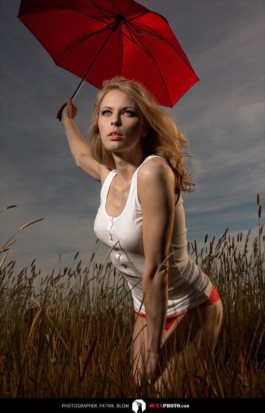 Michaela Backlund model. Michaela Backlund demonstrating Fashion Modeling, in a photoshoot by Patrik Blom.photographer: Patrik BlomFashion Modeling Photo #152950