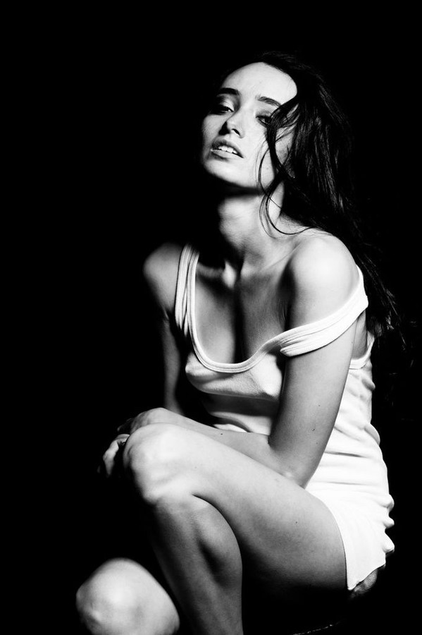 Michelle Bobe model. Modeling work by model Michelle Bobe. Photo #114364