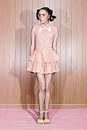 Michelle Bobe model. Michelle Bobe demonstrating Fashion Modeling, in a photoshoot by Jason Hardwick.==William Okpo NYFW SS15==Designer: Wiliam OkpoPhotographer: Jason HardwickFashion Modeling Photo #114375