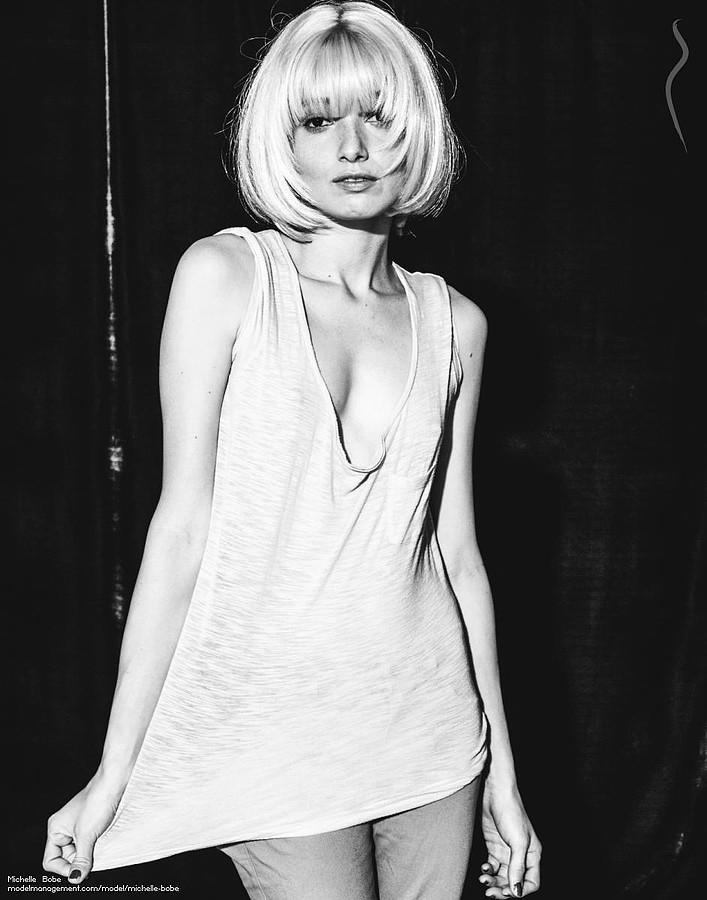 Michelle Bobe model. Photoshoot of model Michelle Bobe demonstrating Fashion Modeling.Fashion Modeling Photo #114382