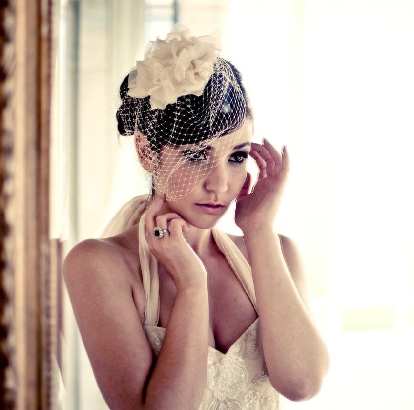 Michelle Brindle makeup artist. Work by makeup artist Michelle Brindle demonstrating Bridal Makeup.Bridal Makeup Photo #101303