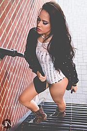 Michelle Silva model. Modeling work by model Michelle Silva. Photo #77793