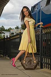 Michelle Silva model. Modeling work by model Michelle Silva. Photo #77797
