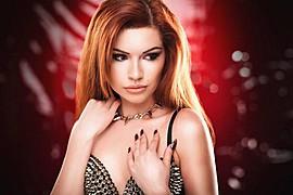 Mihaela Manole model. Photoshoot of model Mihaela Manole demonstrating Face Modeling.Face Modeling Photo #94792