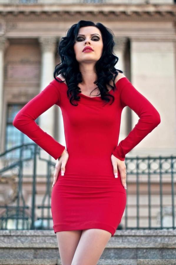 Mihaela Manole model. Photoshoot of model Mihaela Manole demonstrating Fashion Modeling.Fashion Modeling Photo #94800
