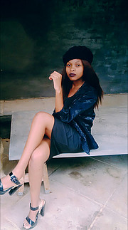 Mihle Bokoloshe model. Photoshoot of model Mihle Bokoloshe demonstrating Fashion Modeling.Fashion Modeling Photo #190771