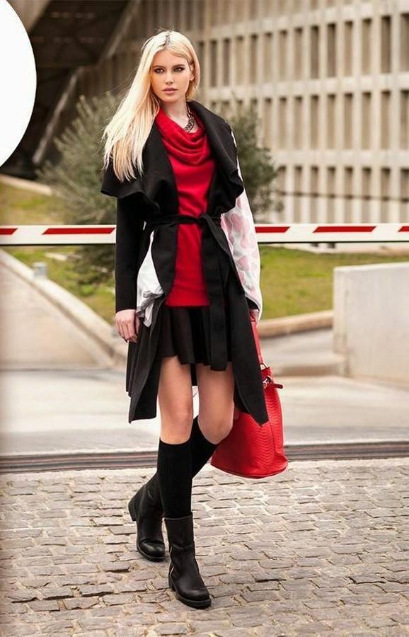 Mina Tzana model (μοντέλο). Photoshoot of model Mina Tzana demonstrating Fashion Modeling.Fashion Modeling Photo #161753