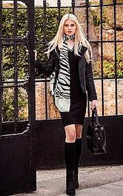 Mina Tzana model (μοντέλο). Photoshoot of model Mina Tzana demonstrating Fashion Modeling.Fashion Modeling Photo #161759