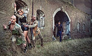 Mix Models Amsterdam modeling agency (modellenbureau). casting by modeling agency Mix Models Amsterdam. Photo #104502