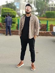 Mo Sawah model. Photoshoot of model Mo Sawah demonstrating Fashion Modeling.Fashion Modeling Photo #223408