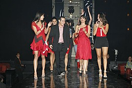Modelsite Mexico City modeling agency. casting by modeling agency Modelsite Mexico City. Photo #76141