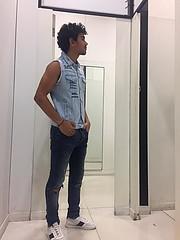 Mohamad Al Chami model. Photoshoot of model Mohamad Al Chami demonstrating Fashion Modeling.Fashion Modeling Photo #220386