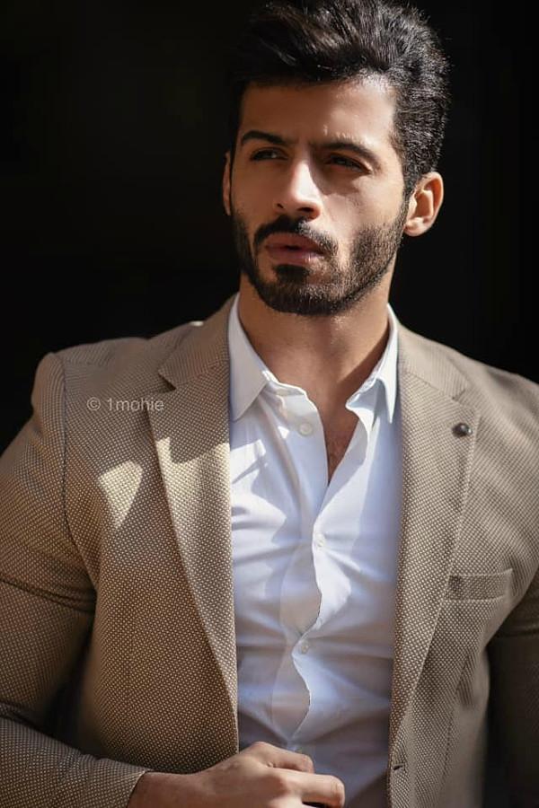 Mohamed Mohie Model