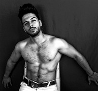 Mohammed Modar model. Photoshoot of model Mohammed Modar demonstrating Body Modeling.Body Modeling Photo #201204