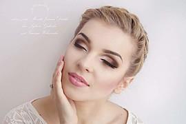 Monica Dulska makeup artist & photographer (sminka & ljósmyndari). Work by makeup artist Monica Dulska demonstrating Beauty Makeup.Beauty Makeup Photo #181267