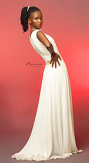 Monini Mier u model. Photoshoot of model Monini Mier u demonstrating Fashion Modeling.Photography : heeniephotographyDesigner : Arnold MuriithiMake-up & Stylist : MissBarbara MakangaWedding Gown,Ball GownFashion Modeling Photo #167288