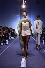 Monini Mier u model. Photoshoot of model Monini Mier u demonstrating Runway Modeling.Fikirte Addis (Ethiopia) @ HAFW 2016www.hubfashiosnweekafrica.com http://www.yefikirdesign.comRunway Modeling Photo #172112