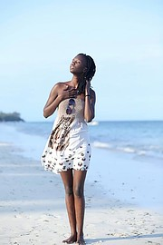 Monini Mier u model. Photoshoot of model Monini Mier u demonstrating Fashion Modeling.Fashion Modeling Photo #205375