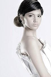Morena Abellar makeup artist. Work by makeup artist Morena Abellar demonstrating Bridal Makeup.Bridal Makeup Photo #64256