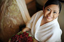 Morena Abellar makeup artist. Work by makeup artist Morena Abellar demonstrating Bridal Makeup.Bridal Makeup Photo #64259