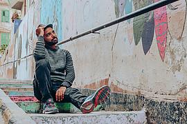 Mostafa Alaa model. Modeling work by model Mostafa Alaa. Photo #227741