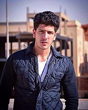 Mostafa El Fayoumi model. Photoshoot of model Mostafa El Fayoumi demonstrating Face Modeling.Face Modeling Photo #178326
