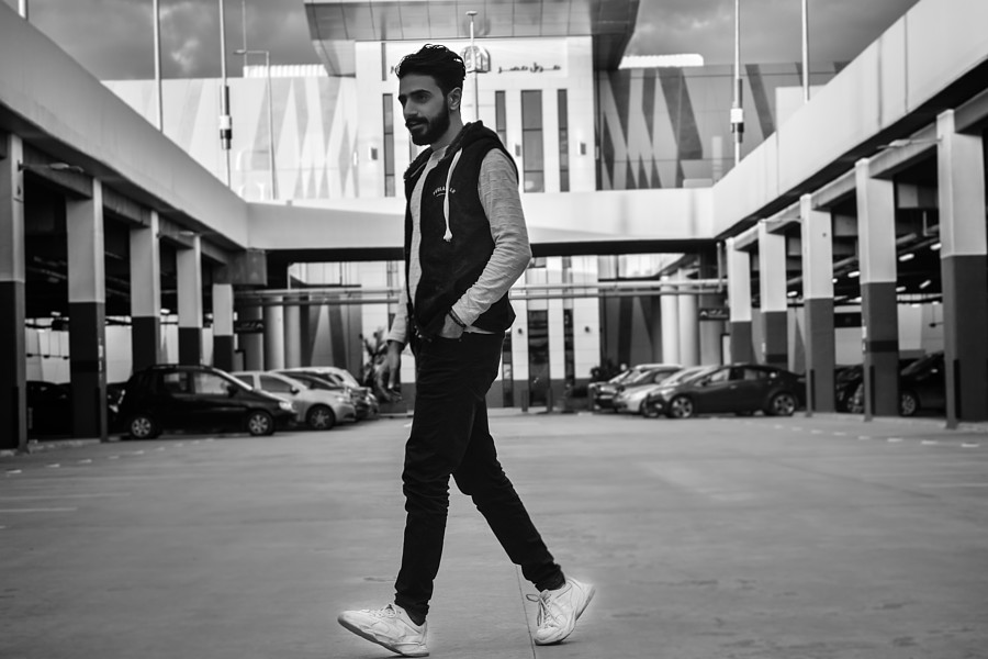 Mostafa Mahmoud Model