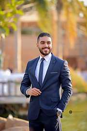 Moustafa tawfeek is an Egyptian banker , professional football player & fresh model currently based in Cairo, egypt . Moustafa also holds a