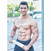 19 year old aspiring bodybuilder and muscle model from Egypt. Interested in building my portfolio and working with you on professional photo