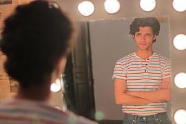 Muhammad Zakaria model. Photoshoot of model Muhammad Zakaria demonstrating Face Modeling.Face Modeling Photo #210389