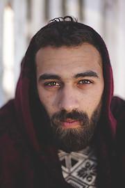 Muhammed Nagy model. Photoshoot of model Muhammed Nagy demonstrating Face Modeling.Face Modeling Photo #212878