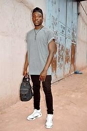 Musungu Isaac model. Photoshoot of model Musungu Isaac demonstrating Fashion Modeling.Fashion Modeling Photo #217540