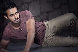 Nabeel Akram model. Photoshoot of model Nabeel Akram demonstrating Fashion Modeling.Fashion Modeling Photo #203845