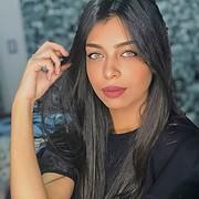 Nada Abdel Fattah model. Photoshoot of model Nada Abdel Fattah demonstrating Face Modeling.Face Modeling Photo #221891