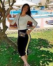 Nada Abdel Fattah model. Photoshoot of model Nada Abdel Fattah demonstrating Fashion Modeling.Fashion Modeling Photo #221893