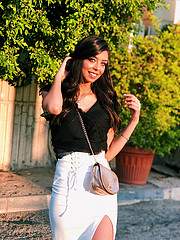 Nada Abdel Fattah model. Photoshoot of model Nada Abdel Fattah demonstrating Fashion Modeling.Fashion Modeling Photo #221894