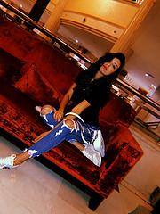 Nada Abdel Fattah model. Photoshoot of model Nada Abdel Fattah demonstrating Fashion Modeling.Fashion Modeling Photo #221896