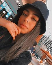 Nada Abdel Fattah model. Photoshoot of model Nada Abdel Fattah demonstrating Face Modeling.Face Modeling Photo #221908