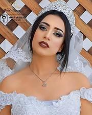 Nada Elqassem model. Photoshoot of model Nada Elqassem demonstrating Face Modeling.Face Modeling Photo #209083