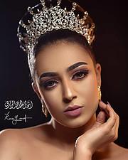 Nada Elqassem model. Photoshoot of model Nada Elqassem demonstrating Face Modeling.Face Modeling Photo #209091