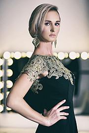 Nadiia Nechypurenko model. Photoshoot of model Nadiia Nechypurenko demonstrating Fashion Modeling.Fashion Modeling Photo #187273
