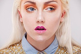 Najla Kaddour makeup artist. Work by makeup artist Najla Kaddour demonstrating Beauty Makeup.Beauty Makeup Photo #68877
