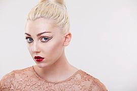 Najla Kaddour makeup artist. Work by makeup artist Najla Kaddour demonstrating Beauty Makeup.Beauty Makeup Photo #68880