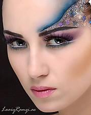 Najla Kaddour makeup artist. Work by makeup artist Najla Kaddour demonstrating Beauty Makeup.Beauty Makeup Photo #68881