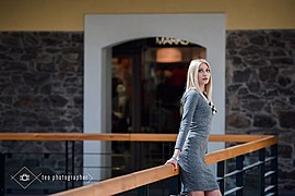 Nancy Ioannou model (Νάνσυ Ιωάννου μοντέλο). Photoshoot of model Nancy Ioannou demonstrating Editorial Modeling.Editorial Modeling Photo #184597