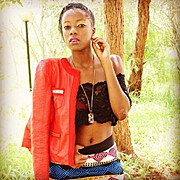 Nelima is a freelance model who has done ads for Vision TV in Kenya a bold,determined, hardworking freelance model ready to take modelling t