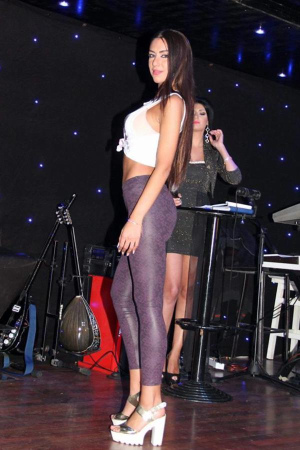 Nancy Pitta model (Νάνσυ Πήττα μοντέλο). Photoshoot of model Nancy Pitta demonstrating Fashion Modeling.Fashion Modeling Photo #189399